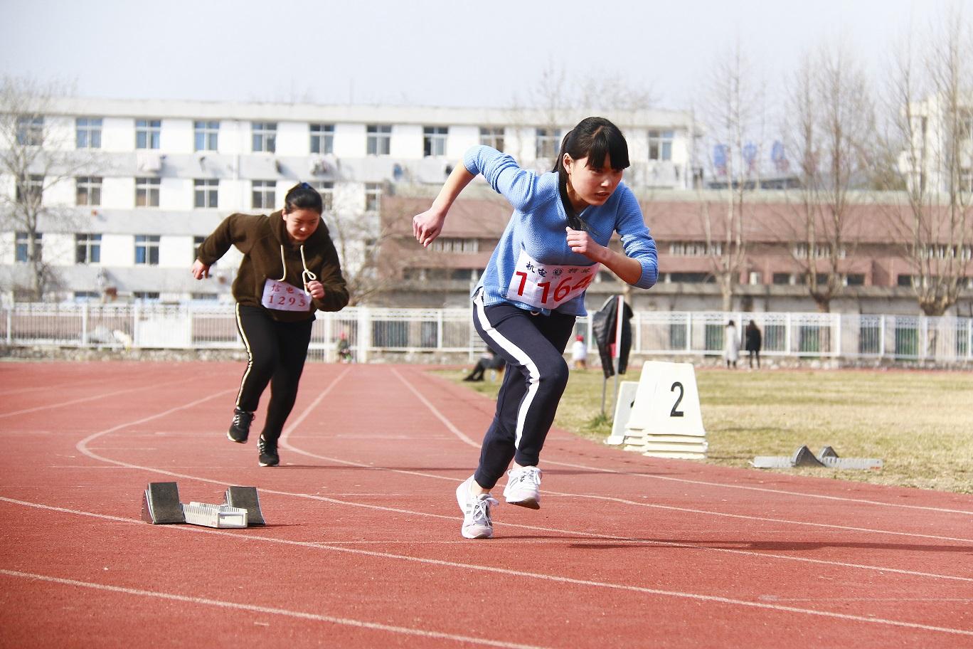 校园活动-运动会