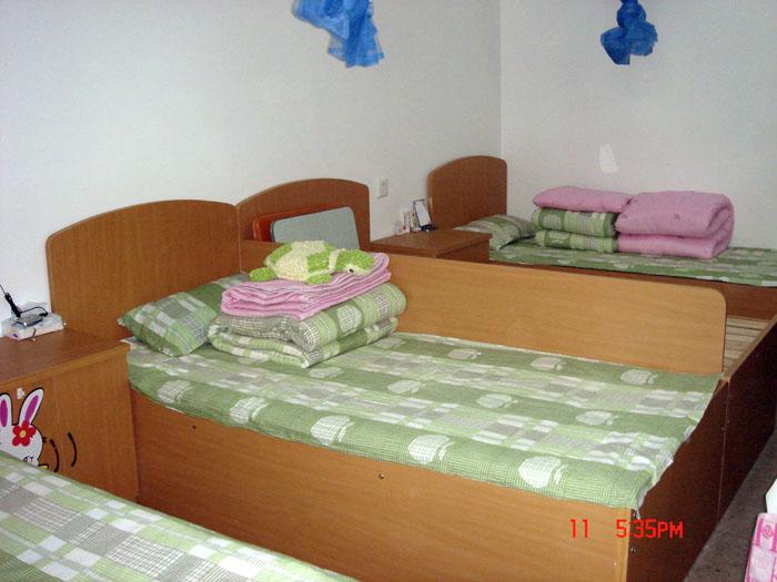 整洁的宿舍