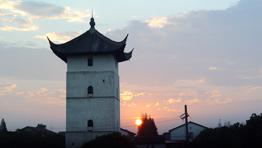 苏州大学校本部方塔