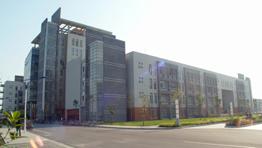苏州大学独墅湖校区教学楼