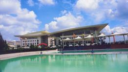 仙林校区体育中心及游泳池